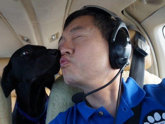 pilots-kiss