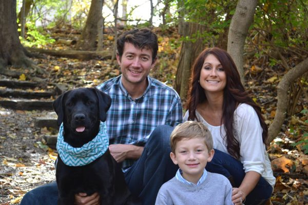 alum paige and family 11-2015